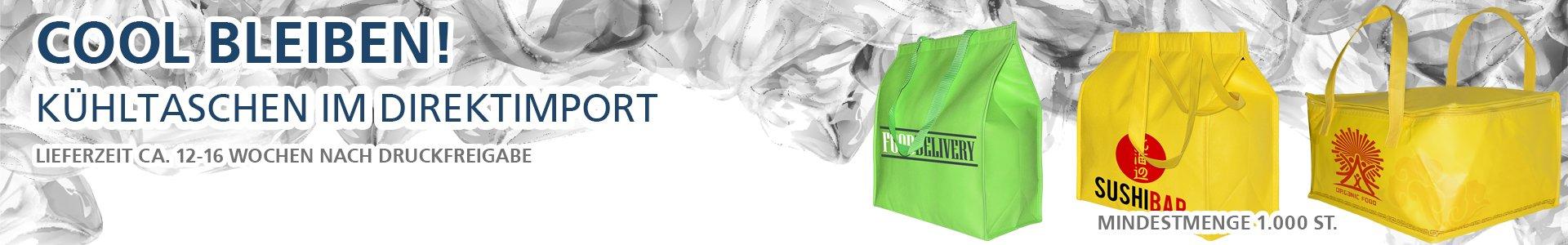 kühltaschen import