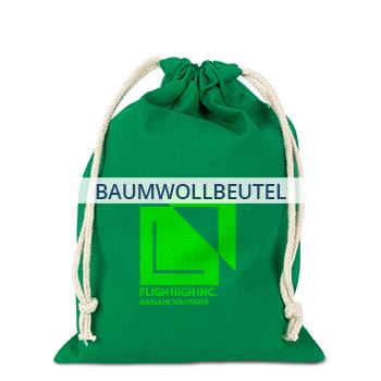 Baumwollbeutel Import